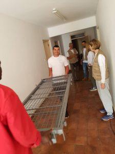 Αγοράστηκαν καινούργια κρεβάτια για τα 64 παιδιά τα οποία θα διαμένουν στην Παιδική Στέγη της Οργάνωσης. Ο Δήμος εν δράση.